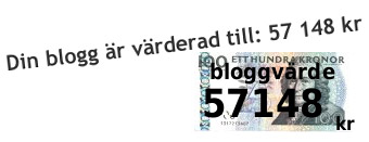 bloggvärde