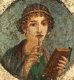 """""""Pompejis välbevrade fresker erbjuder en makalös insikt i antik stads kultur och samhällsliv"""""""