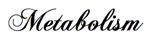 Metabolism signatur
