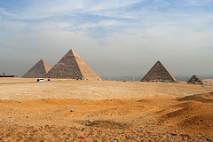 Pyramider.