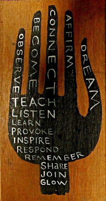 teach & listen av Denise Carbonell