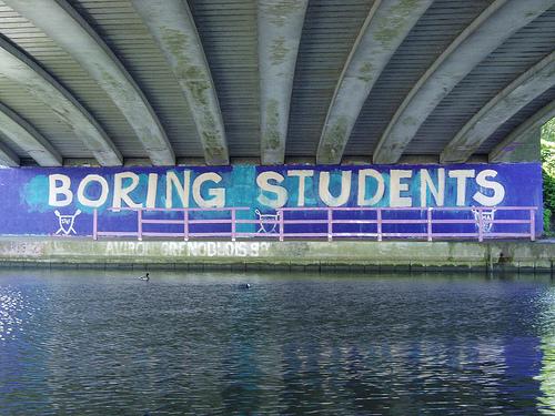 boring students